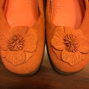 comfortview Shoes - 👡 Suede flats